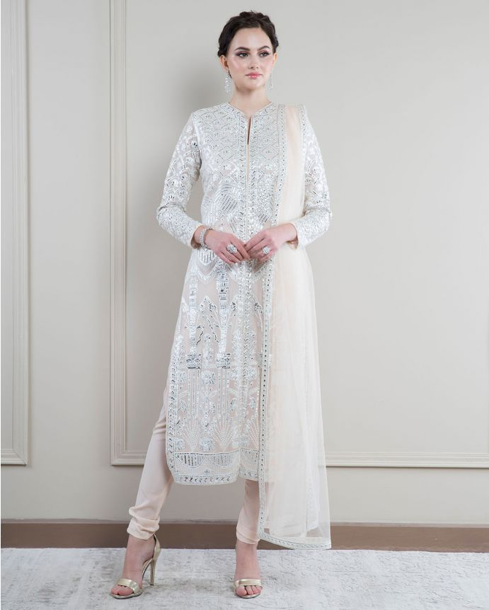 Brooke Kurta Set