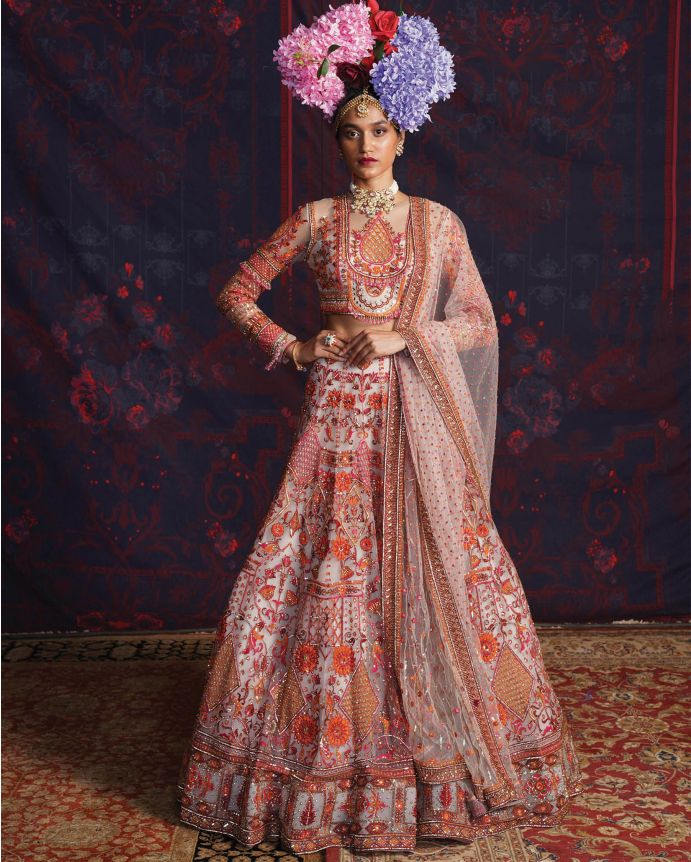 MARGOT LEHENGA SET