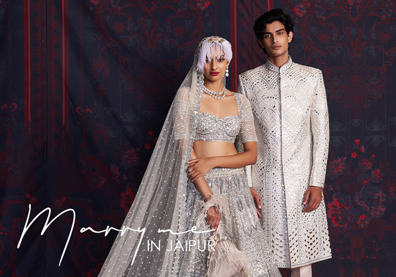 Silver_lehengas_and_serwani_marry_me_in_jaipur_indian_couture_week_2020