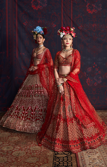 Marry Me in Jaipur Lehenga set